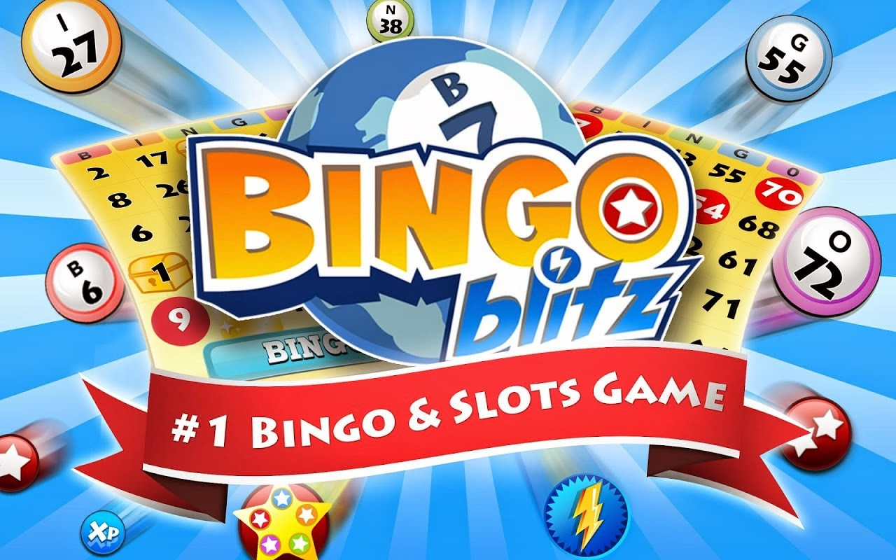 Bingo Blitz 2.73.0 Apk Download