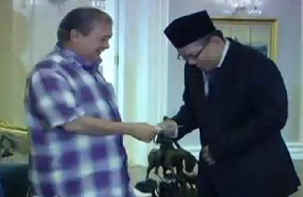 Sultan Johor Sumbang RM1 Juta
