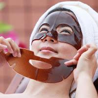 Masker kopi dan kakao untuk Melembabkan Kulit