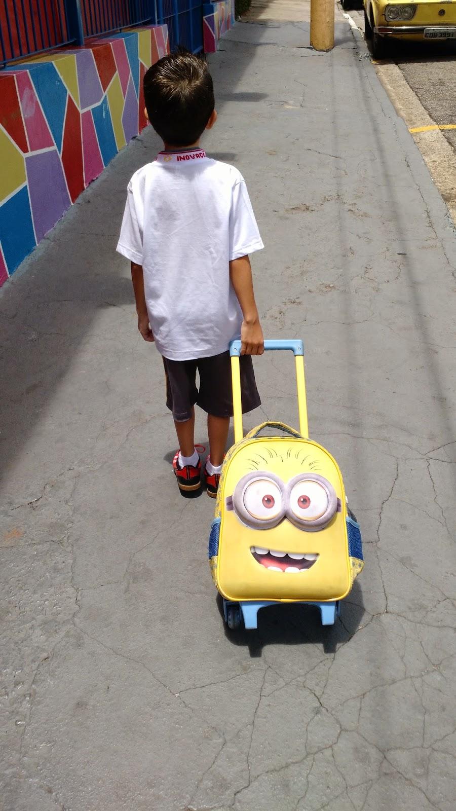 caminho escola