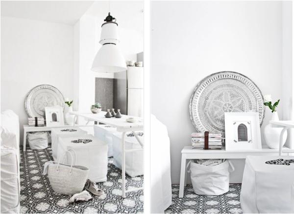 Etnochic quando il design nordico incontra il marocco for Arredamento stile marocco