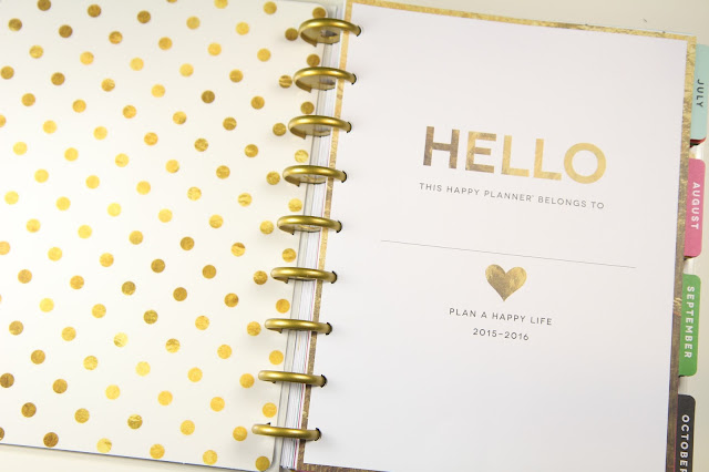 MAMBI 365 Happy Planner Review