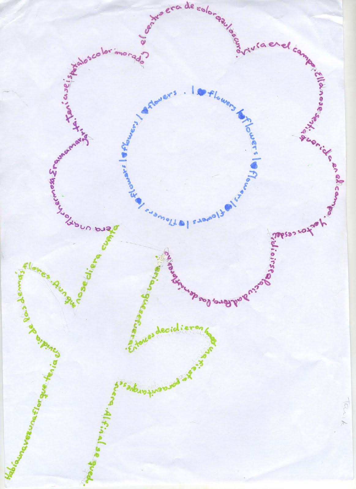 poemas para ninos de flores