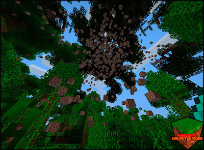 TreeCapitator Mod Minecraft 1.6.4