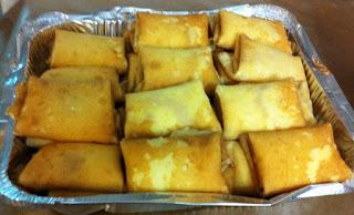 בלינצ'ס במילוי קצפת עם גבינה
