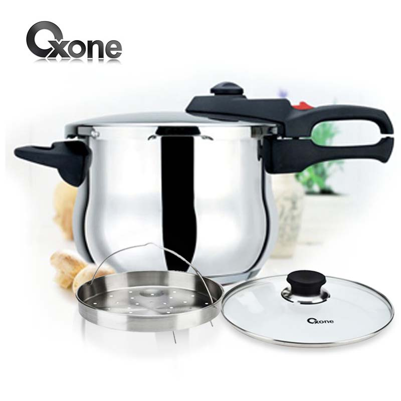 OX-1091 Master Pressure Cooker Oxone 9Lt