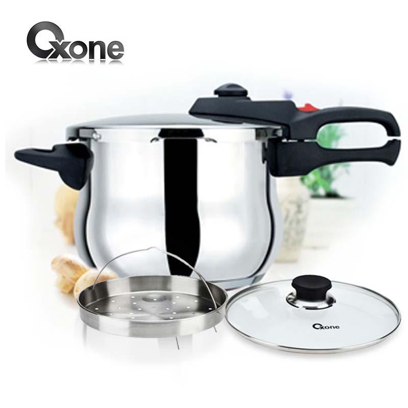 OX-1091 Master Pressure Cooker Oxone 9Lt