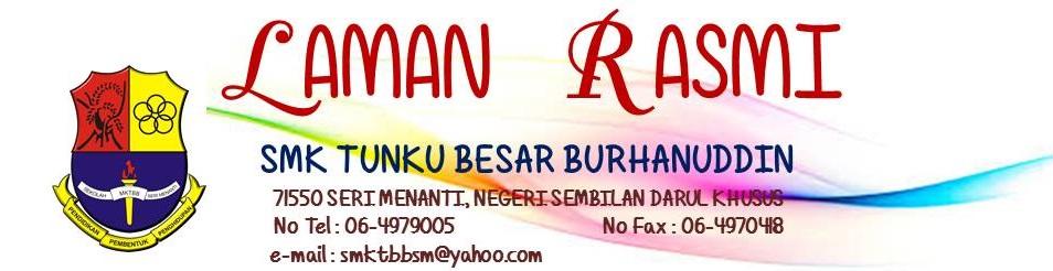 SMK TUNKU BESAR BURHANUDDIN