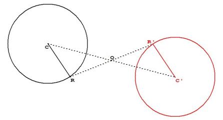 مماثل دائرة