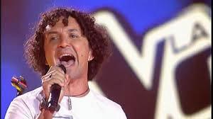 Luciano Da Silva batallas la voz