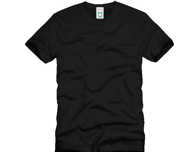 7 Template T-shirt PSD Gratis | EDHO-XP