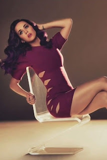 Katy Perry Hollywood Reporter Covershoot