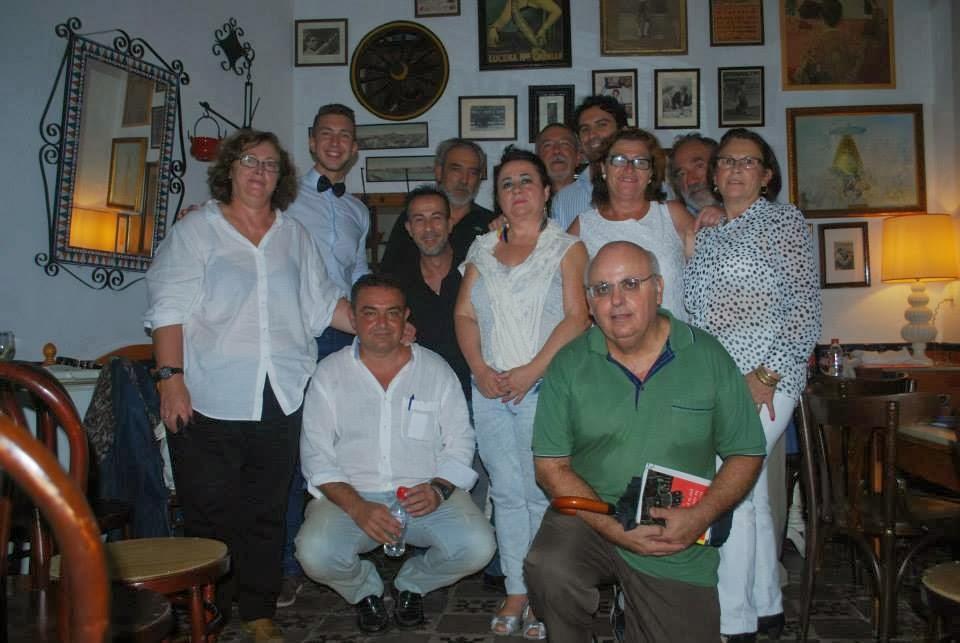 I MUESTRA LITERARIA, BARBATE, 28/9/2913