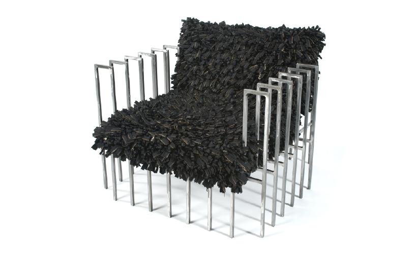 Propuestas de muebles con objetos de reciclaje quiero for Reciclado de muebles y objetos