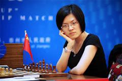 Hou Yifan. Campiona del Món femenina
