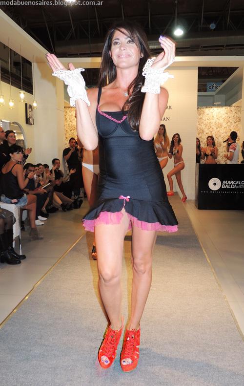 Lady Stork primavera verano 2014 Moda.