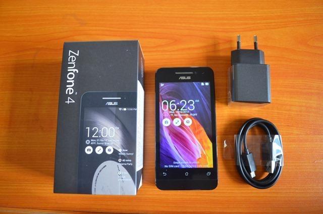 Harga Asus Zenfone 4 Oktober 2014