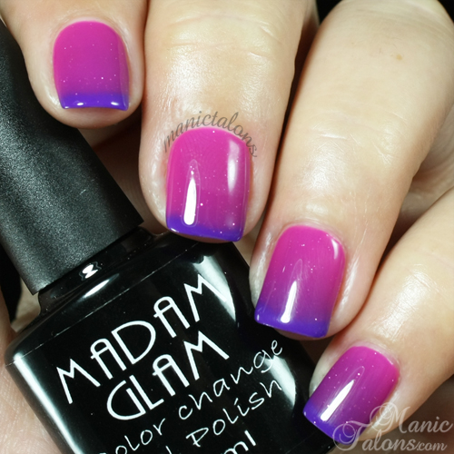 Madam Glam Chameleon Heaven Swatch