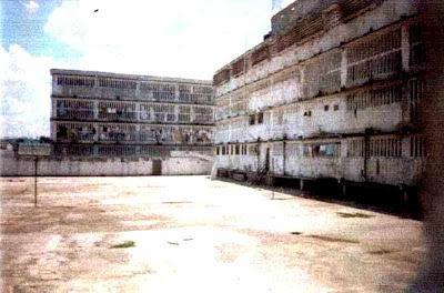 Prisão cubana Combinado del Este: condições infrahumanas