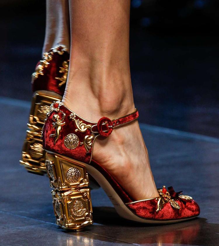 Zapatos Dolce Gabbana Mujer 2016