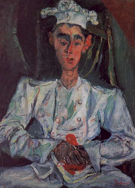 Art Now And Then Chaim Soutine