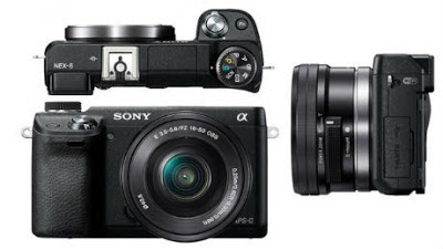 mirror less camera, Sony NEX