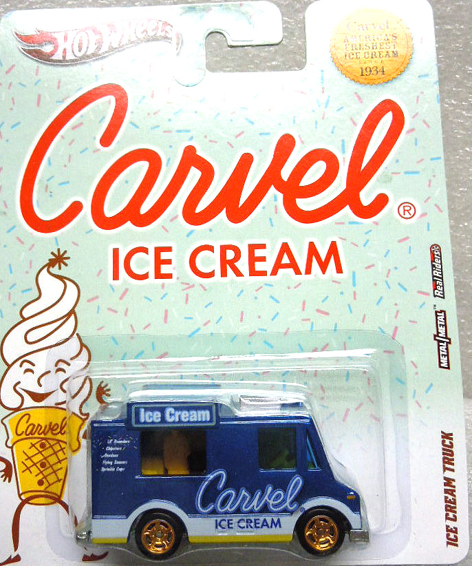 T-Hunted!: Novos Nostalgia: Carvel Ice Cream