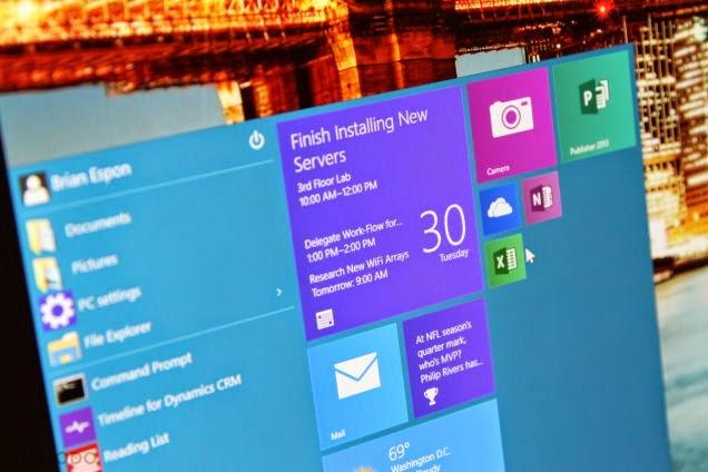 Windows 10 alcanza 1 millón de descargas en su versión de prueba