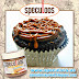 Coffee Cheesecake Stuffed Chocolate Cupcakes with Kahlua Speculoos Frosting