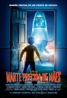 Marte Precisa de Mães (Mars Needs Moms) (2011) BD-Rip Dual Áudio Torrent