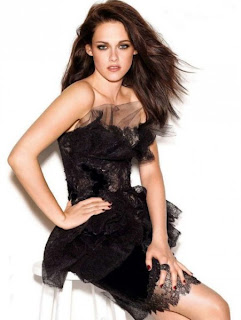 Kristen Stewart - she has a tough life