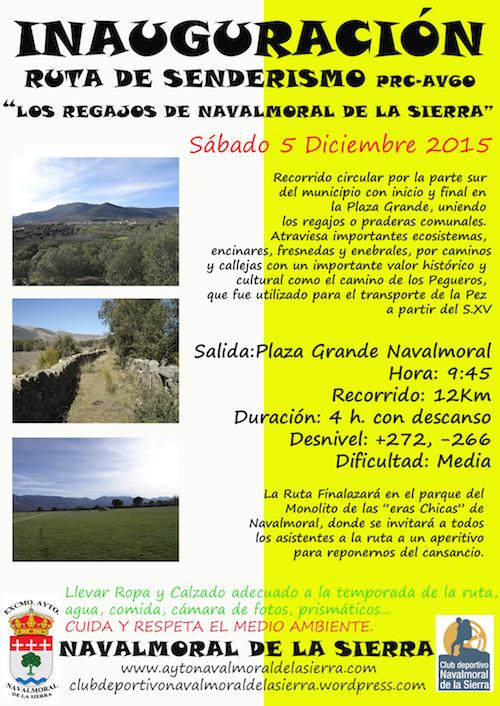 Deportes vila senderismo navalmoral de la sierra - Navalmoral de la sierra ...