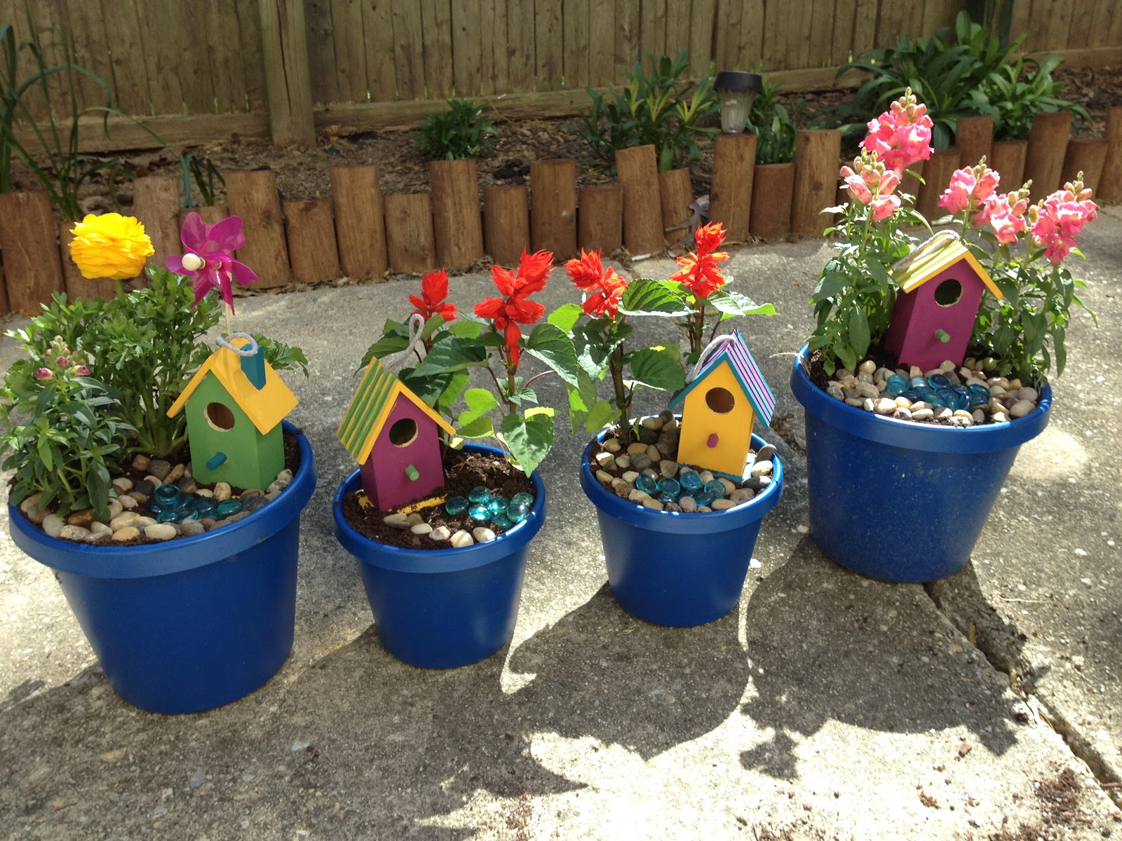 Fairy Garden Tutorial