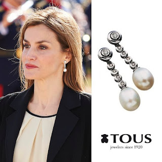 Queen Letizia - TOUS JEWELERS Earrings
