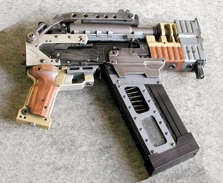 07 - quot El Arma Inexistente quot   Showtime Armas De Alto Calibre De Oro