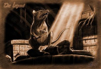el cocinero rata - Juego de Tronos en los siete reinos
