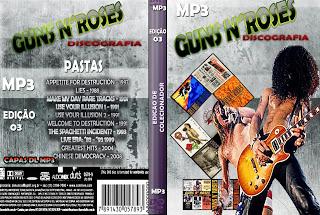 Discografia Guns N´ roses