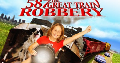 587 The Great Train Robbery 2000 And Child Actors