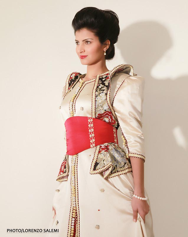 caftan marocain haute couture 2013