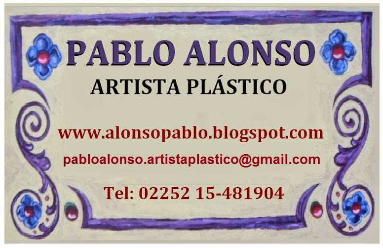 PARA COMUNICARSE CON PABLO ALONSO