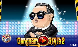Screenshots of the Gangnam Style Game 2 for Android tablet, phone.