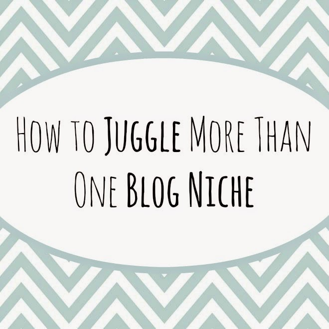 How to juggle more than one blog niche