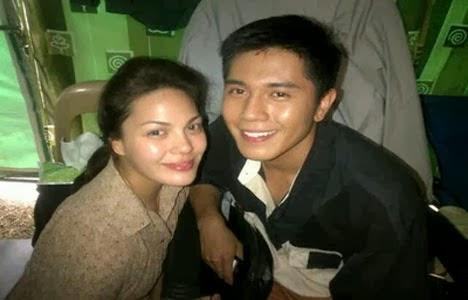 KC Concepcion and Paulo Avelino