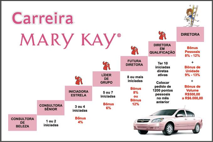 mary kay marketing mix
