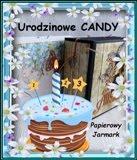 Urodzinowe candy u Małgosi :)