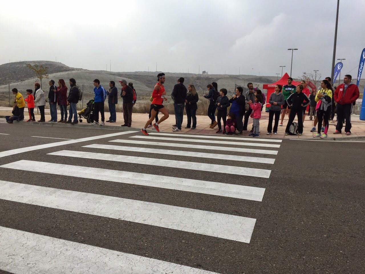 10km desafio arcosur zaragoza carrera pitufollow
