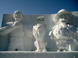 Festival Salju Sapporo - Festival musim dingin terbesar di Jepang