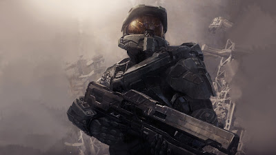 Master Chief Mist Wallpaper