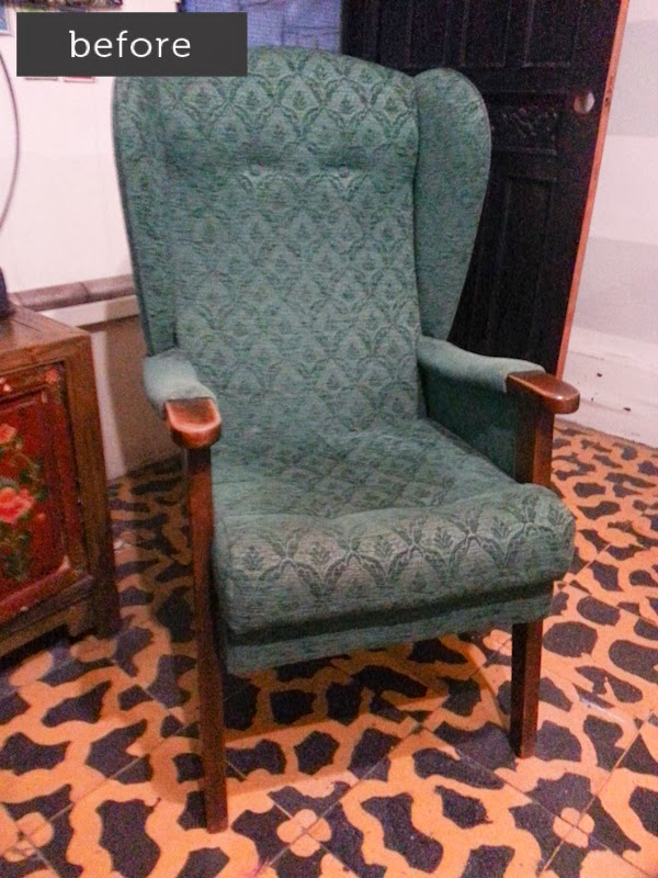 Decor Me Happy By Elle Uy The Tale Of The Lady Wing Chair