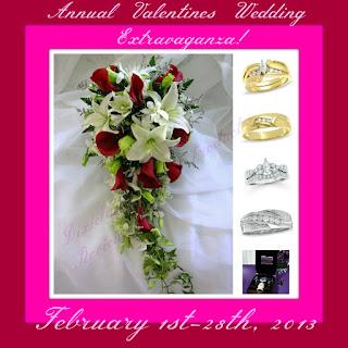 Valentines Wedding Extravaganza Event 1